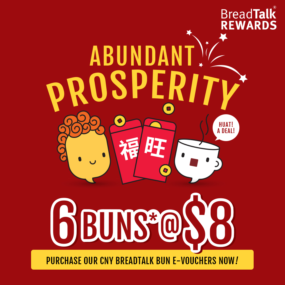 Celebrate an auspicious CNY with this prosperous deal