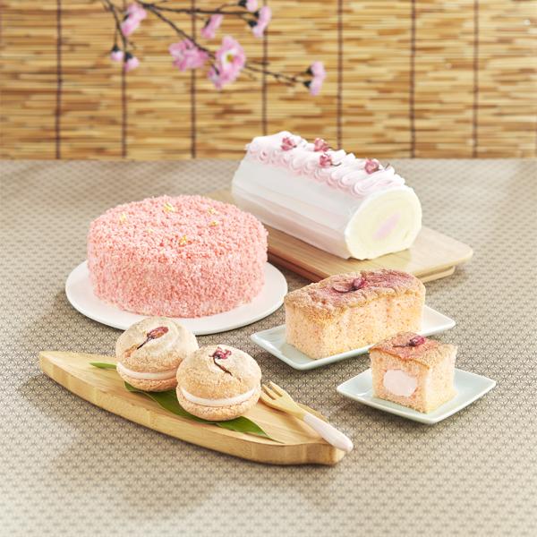 Sweet Sakura Delights